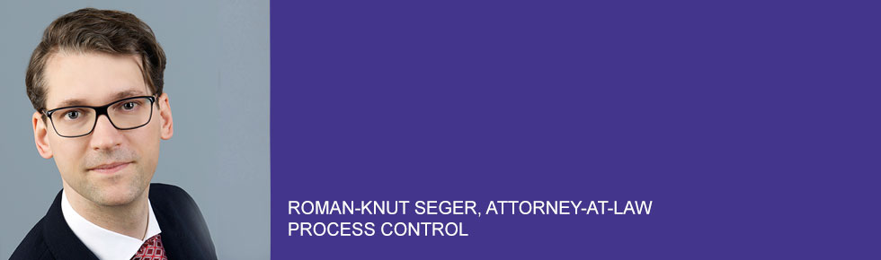 Roman-Knut Seger, attorney-at-law